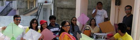 Bina Chintan Family