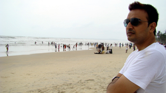 Rahul on Vacation