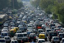 Traffic Jam in Pune