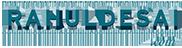 Rahul Desai Com Rectangular Logo 2